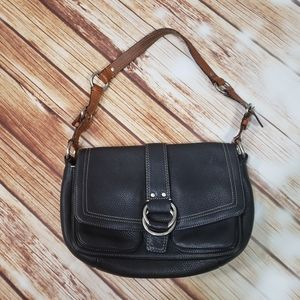 Coach Vintage Leather Purse Shoulder Bag Y2K 2000s